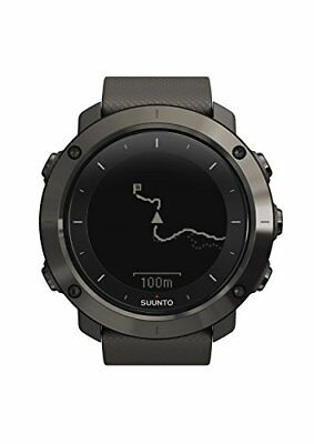 Suunto Traverse GPS-Outdoor-Uhr (Graphite)