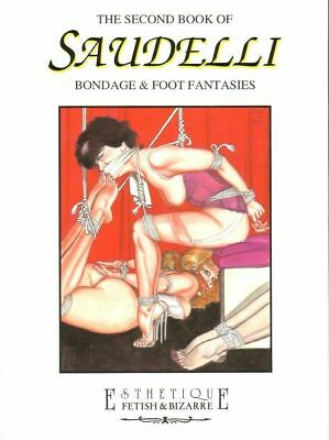 FRANCO SAUDELLI. The second book of. Foot Fantasies ed. Glittering