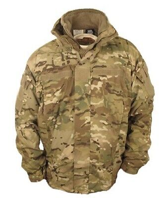 US Army Multicam FR Gen III Level 5 Outdoor Softshell Jacke Jacket MR Medium Reg
