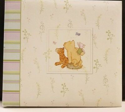 Diney Claiss Winnie the Pooh Photo Album or Scrapbook - NEW!