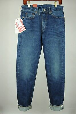 6cfd7fcc7cd NEW LEVI'S 501'Z XX LVC 1954 Big E Selvedge Cone denim Jeans RARE ...