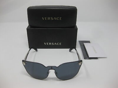 410f0573914 NEW UNIQUE RIMLESS Authentic Versace Sunglasses VE2120 100087 VE 2120 Italy  -  229.99