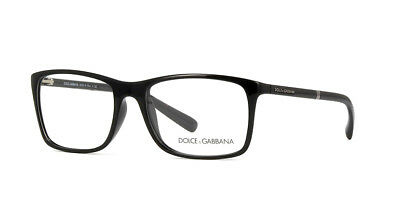 04f15c7bc4bb Authentic DOLCE   GABBANA Eyeglasses DG5004 501 Black Frames 55mm Rx-ABLE
