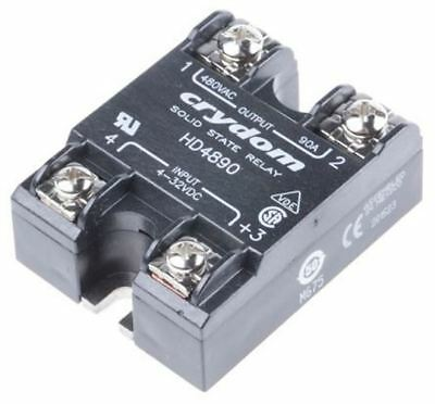 Sensata / Crydom 90 A Solid State Relay, Zero Cross, Panel Mount SCR, 530 V Maxi