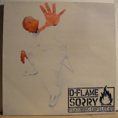 """12"""" D-FLAME - Sorry  2000"""