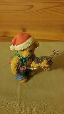 Enesco Cherished Teddies RALPH Bring joy to those you hold dear