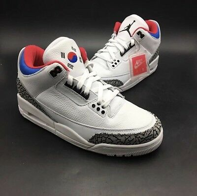 """brand new 66b4a ef118 {HANDCRAFTED FASHIONS} """"SOUTH Korea"""" Jordan 3 Exclusives"""