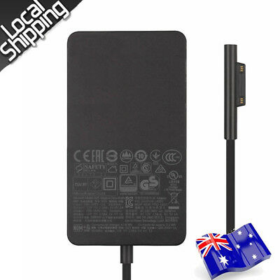 Genuine OEM Surface Pro 4 / 3 Power Adapter Charger 36W 12V 2.58A Model 1625 AU