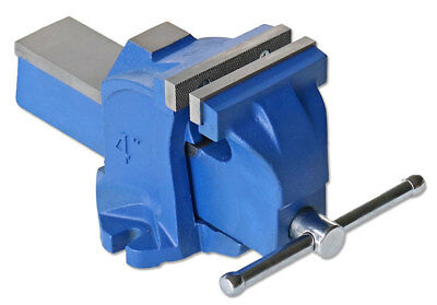 NEW Fixed Base Bench Vice 125mm