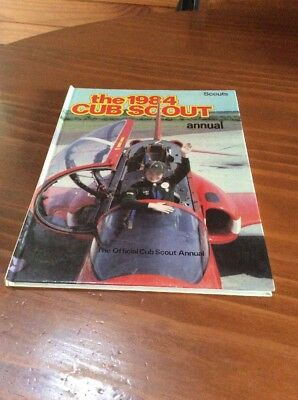The 1984 Cub Scout Annual