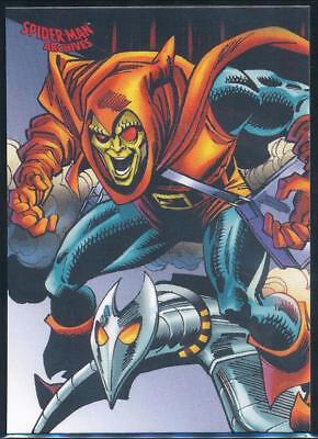 2009 Spider-Man Archives Trading Card #24 Hobgoblin