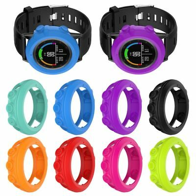Silicone Case for Garmin Fenix 3 HR /  Sapphire Quatix 3 Tactix Bravo Watch USA