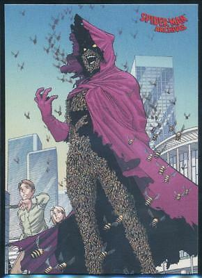 2009 Spider-Man Archives Trading Card #34 Swarm