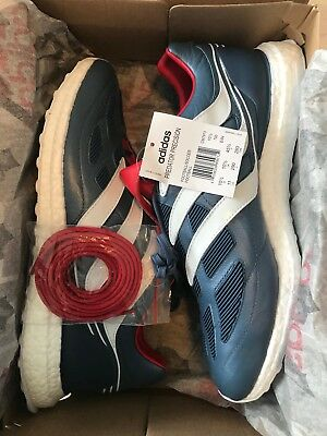purchase cheap 96cf8 19f16 Adidas Predator Precision TR Ultra Boost Men s US 11 CM7913 Deadstock DS