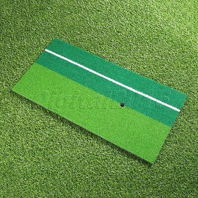 PGM Golf Training Mat Nylon Grass Oxford Tee Holder Residential Professional Kit