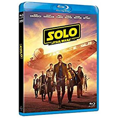 Star Wars - Solo: A Star Wars Story  [Blu-Ray Nuovo]