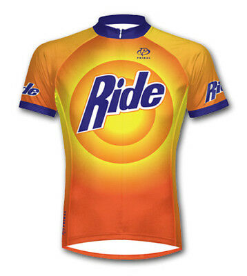 RIDE Cycling Jersey by Primal Wear Men s Short Sleeve with DeFeet Socks f174ba45a