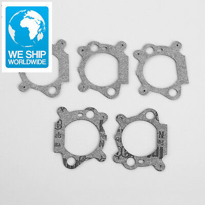 DRELD 5Pcs Air Cleaner Mount Gaskets Kit For BRIGGS amp STRATTON 124700 124800