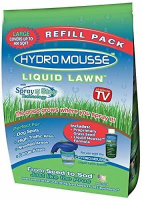 Hydro Mousse Liquid Lawn Double Refill Pack