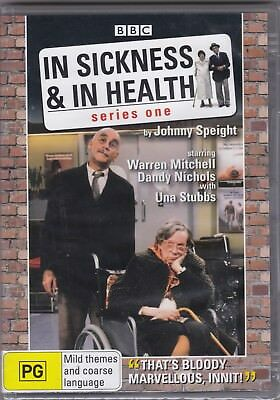 In Sickness & In Health - Series One - DVD (Brand New Sealed) Region 4 PAL