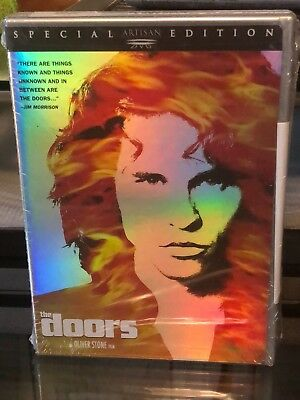 The Doors (DVD) Special Edition, Meg Ryan, Val Kilmer, Oliver Stone, BRAND NEW!