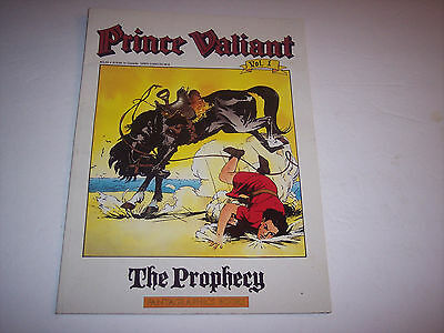 Prince Valiant:The Prophecy by Harold R. Foster Fantagraphics Books 1st Pr. 1987