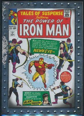 2010 Iron Man 2 Classic Covers Trading Card #CC3 Tales of Suspense #57