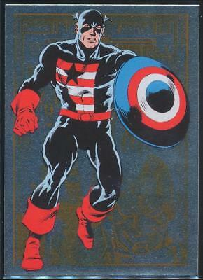 2014 Marvel Universe Trading Card #27 The Captain