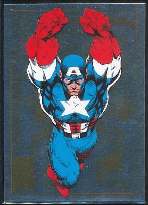 2014 Marvel Universe Trading Card #28 Captain America