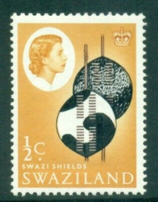 1962 Swaziland MNH Sc 92 Queen Independence