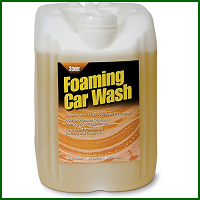 B546PL Concentrated Foaming Car Wash 5 Gal FREE SHIPPING