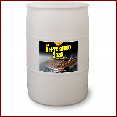91258 HP2 Hi Pressure Concentrated Soap 55 Gal FREE SHIPPING