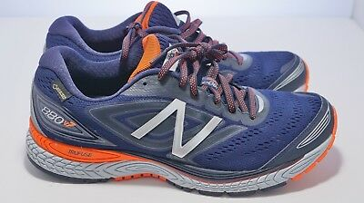MEN'S NEW BALANCE 880 v7 GTX Gore Tex running shoes sneakers size 10