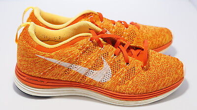 outlet store 28d10 0993a where can i buy mens nike flyknit lunar 1 running shoes sneakers size 9.5  0ec40 2b11a