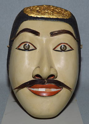 Topèng dance mask Topèng Dalem Bungkut South Bali Indonesia Indonesie - 1970s