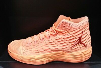 71d3e111b9ee Nike Jordan Melo M13 Energy Orange Men s Basektball Shoes (917925-805) sz  8.5