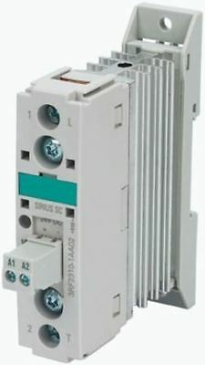Siemens 50 A SPNO Solid State Relay, Instantaneous, DIN Rail Thyristor, 230 V ac