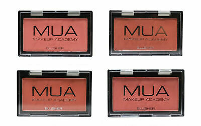 New MUA Make Up Academy Blush Blusher Contouring Highlighter BUY 1 GET 1 20% OFF