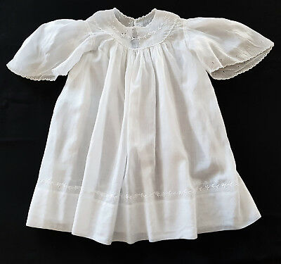 Antique Victorian Baby's Gown, Collectors, Reborn Dolls, Photographer
