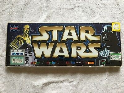 Very Rare Star Wars Pachislo Slot Machine Belly