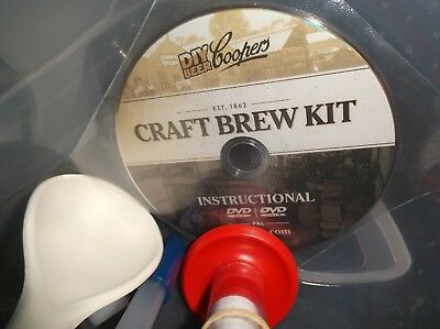Coopers DIY Craft home brew kit