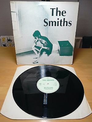The Smiths - William it was really nothing (80 130) RARE French pressing VIRGIN