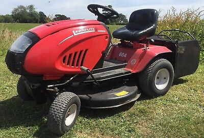 mtd lawnflite 604 ride on lawn mower w collector 486 00 rh picclick co uk MTD Parts Old MTD