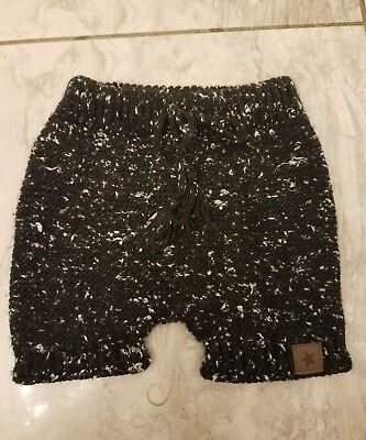 Tocoto vintage speckled  knit pants 12m nwt