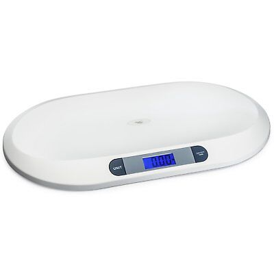 Baby Weighing Scale Digital LCD Infant Pet Dog Weigh Scale 44 LBS Weight Cap New