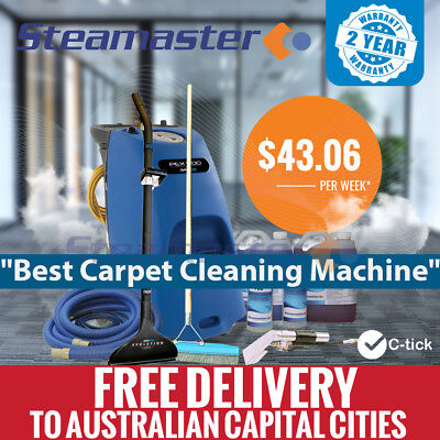 Carpet Steam Cleaner Pex 500 PSI Hot Water Carpet Extractor Cleaning Machine