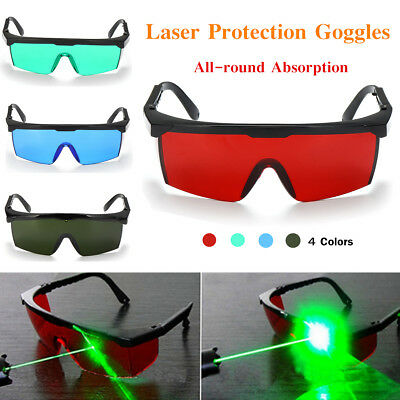 5x Hot Protection Protective Laser Goggles Safety Glasses Lightproof Eyewear AU