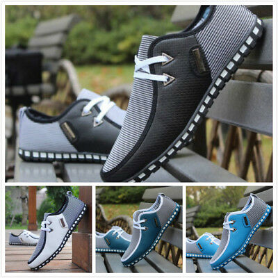 2018 Fashion England Men's Breathable Recreational Shoes Casual Bussiness Shoes