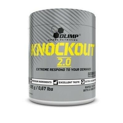 KNOCKOUT 2.0 OLIMP SPORT NUTRITION Cola Blast 305 g
