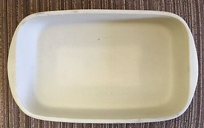 Pampered Chef Large Rectangle Stoneware Baking Dish 0913 Made In Usa Unused 18 31 Picclick Uk